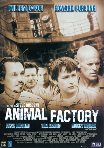 Animal Factory - movies like Shawshank Redemption